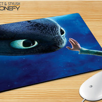 How To Train Your Dragon Effect Mousepad Mouse Pad|iPhonefy
