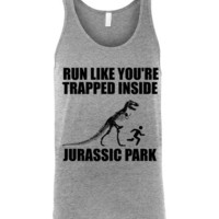 Run Like You're Trapped Inside Jurassic Park
