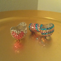 CUSTOM BEDAZZLED baby pipes