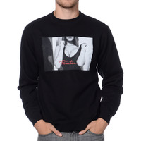 Primitive After Party Black Crew Neck Sweatshirt at Zumiez : PDP