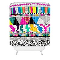Kris Tate Something About My Youth 1 Shower Curtain