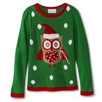 Girls' Ugly Holiday Sweater