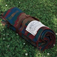 Barnaby Black | Pendleton Wool Field & Camp Blanket