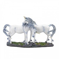 Unicorn Pair Figurine