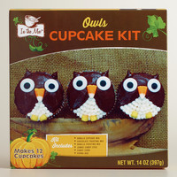 In the Mix Owl Cupcake Mix, Set of 2 - World Market
