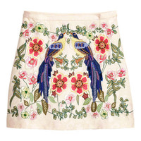 H&M Embroidered Skirt $69.99