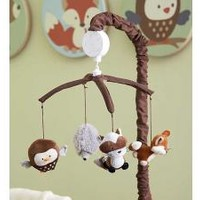Forest Friends Baby Crib Bedding by Carters