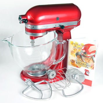 Stand Mixer with 5 Quart Glass Bowl   Bramble Berry® Soap Making Supplies