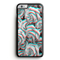 Trippy 3D Roses iPhone 6 Plus Case   Aneend