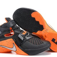 NIke Zoom LeBron James Soldiers 9 ¢ù Basketball Shoes