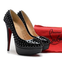 CL Christian Louboutin Fashion Heels Shoes-152