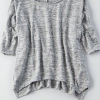 AEO Women's Don't Ask Why Boxy T-shirt