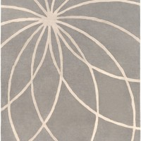 Forum Area Rug Gray
