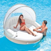 Floating Canopy Lounge