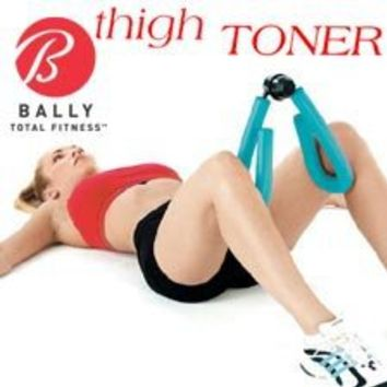 Bally Thigh Toner (Pink): Sports & Outdoors