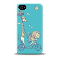 A Bicycle Built For Love iPhone 4/4S Case on the redditgifts Marketplace