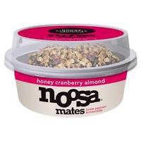 Noosa® Mates Honey Cranberry Almond Finest Yogurt - 5.5oz