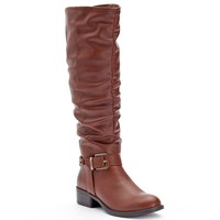Apt. 9 Women's Slouch Tall Riding Boots