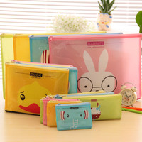 Cute Lovely Creative Korean Cartoons Zippers Chain Bags = 4877856260