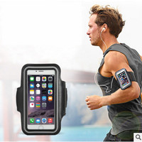 Fashion Jog Sports Arm Band Gym Running Jogging Case Arm Holder Pouch Fundas For iPhone 6 6S Cover Workout Phone Case Capas