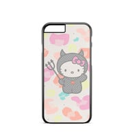 Cute Devil Hello Kitty iPhone 6 Case