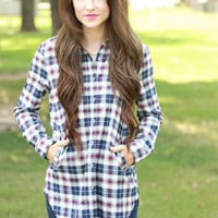 Find Your Flannel Top