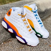 NIKE Air jordan 13 women men sneakers Shoes