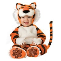InCharacter Costumes Tiny Tiger Halloween Party Costume Set