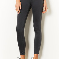 MOTO Grey Supersoft Skinny Leigh Jeans - Jeans - Clothing - Topshop USA