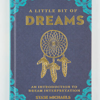 A Little Bit Of Dreams Book Blue Combo One Size For Women 27355724901