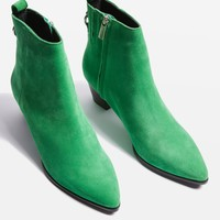 MATCHA Pointed Boots | Topshop