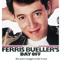 Ferris Bueller Leisure Rules Movie Poster