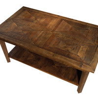 Redden Reclaimed Coffee Table