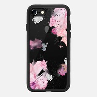 HAPPY GRAVITY PINK by Monika Strigel iPhone 7 Hülle by Monika Strigel | Casetify