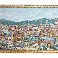 Firenze Tapestry Wall Hanging