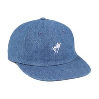 Only NY: OK Polo Hat - Washed Denim
