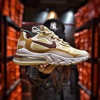 Nike Air Max 270 React Fashion Casual Sneakers Sport Shoes-26