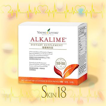 Alkalime Dietary Supplement - Stick Packs
