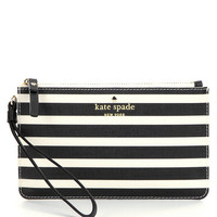 kate spade new york Fairmount Square Slim Bee Wristlet | Dillards