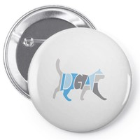 idgaf Pin-back button