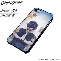 Harry Style Shiny Case For Iphone 5/5S Case