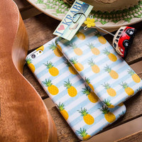 Pineapple Fruit Case Cover for iPhone 5s 6 6s Plus