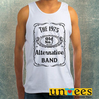 The 1975 Alternative Rock Band Clothing Tank Top For Mens