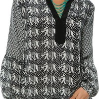 TOLANI MONISHA ELEPHANTS TUNIC
