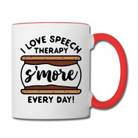 Speech S'more Mug | Peachie Speechie