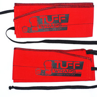 Red Tuff Wrist Wrap Support