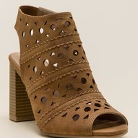 CL by Laundry - Beyond laser cut shootie