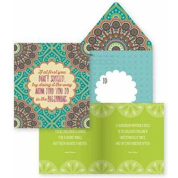 Mandala - Mother's Day - Gift Book