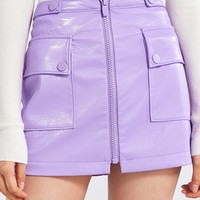 Silence + Noise Gum Drop Mini Skirt | Urban Outfitters