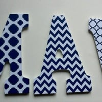 wall letters, wood names boys or girls room, baby nursery letters, Decorative letters,, baby letters, boys name, personalized items